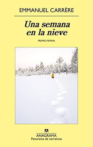 9788433979025: Una semana en la nieve (Panorama de narrativas)
