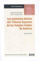9788434016422: SENTENCIAS BASICAS DEL TRIBUNAL SUPREMO DE LOS ESTADOS UNIDOS DE