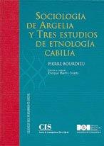 9788434016798: SOCIOLOGIA DE ARGELIA Y TRES ESTUDIOS DE ETNOLOGIA CABILIA