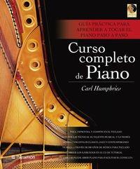 CURSO COMPLETO DE PIANO: Carl Humphries