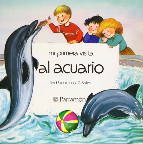 9788434211100: Mi Primera Visita Al Acuario