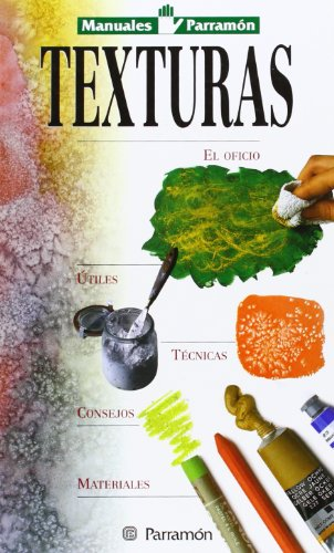 9788434217379: Texturas (Manuales Parramon) (Spanish Edition)