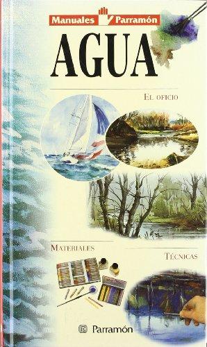 9788434217676: Agua (Manuales parramón)