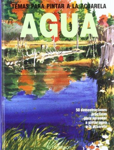 9788434217959: Agua. Temas Para Pintar A La Acuarela