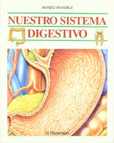 Nuestro Sistema Digestivo (Hardback): Mercedes Parramon, Parramon
