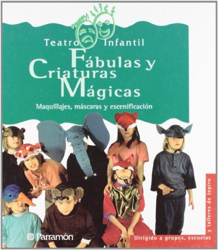 9788434219441: Fabulas y criaturas magicas - teatro infantil