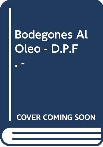 9788434219519: Bodegones al oleo