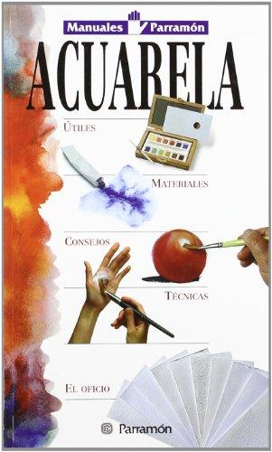 Manuales parramon tecnicas acuarela (Spanish Edition): Parramon
