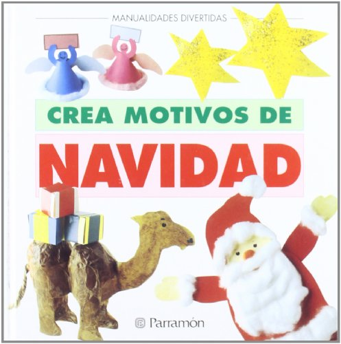 9788434220805: Crea Motivos De Navidad (Spanish Edition)
