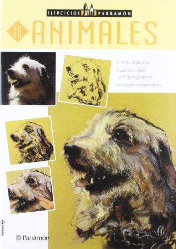 9788434220997: EJERCICIOS PARRAMON ANIMALES (Ejercicios parramón)