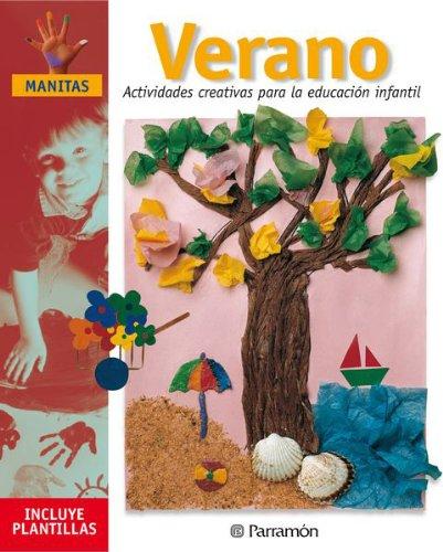 9788434221369: VERANO ACTIVIDADES CREATIVAS PARA LA EDUCACION INFANTIL (Manitas) - 9788434221369