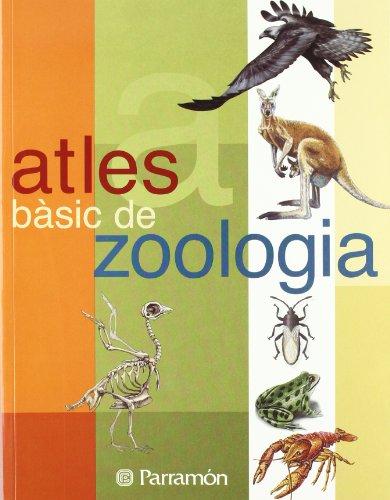9788434223462: ATLES BASIC DE ZOOLOGIA (Atlas básicos)
