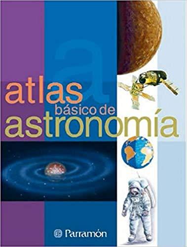 9788434223479: ATLAS BASICO DE ASTRONOMIA (Atlas básicos)