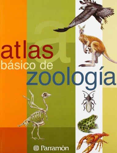 9788434223486: ATLAS BASICO DE ZOOLOGIA (Atlas básicos)