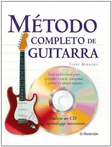 9788434224209: METODO COMPLETO DE GUITARRA (Spanish Edition)