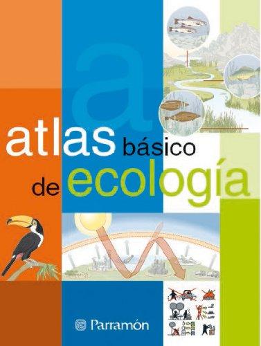 9788434224667: ATLAS BASICO DE ECOLOGIA (Atlas básicos)