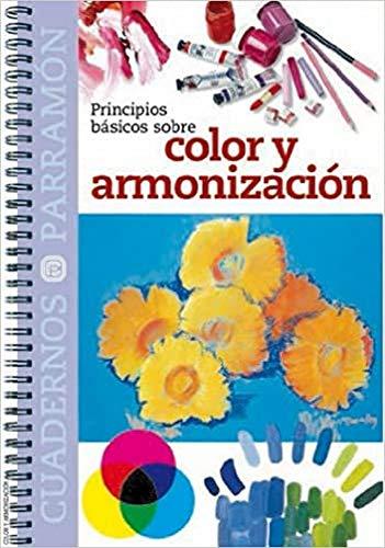 9788434225442: Principios básicos sobre color y armonización (Cuadernos parramón)