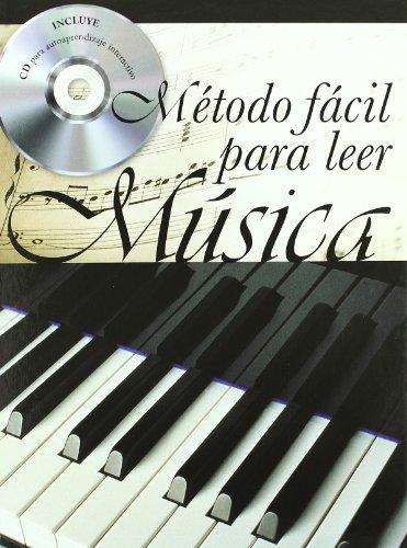 9788434225725: METODO FACIL PARA LEER MUSICA (Música)