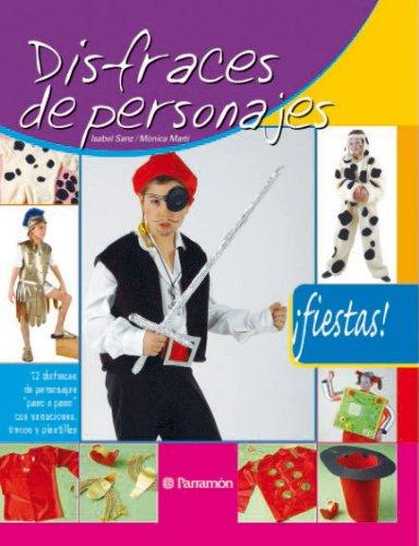 9788434226500: Disfraces De Personajes (Spanish Edition)