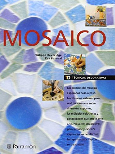 9788434226753: Mosaico (Técnicas decorativas)