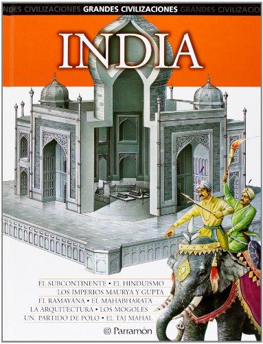 9788434227392: INDIA (Grandes civilizaciones)