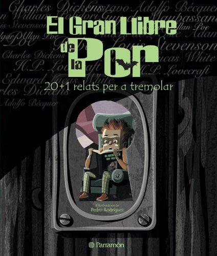 9788434227880: EL GRAN LLIBRE DE LA POR (Grandes libros de lectura)