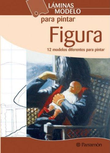 9788434228061: LAMINAS MODELO PARA PINTAR FIGURA (Láminas modelo para pintar)