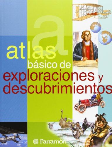 9788434228191: ATLAS BASICO DE EXPLORACIONES Y DESCUBRIMIENTOS (Atlas básicos)