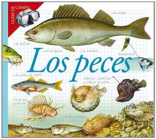 9788434228412: LOS PECES (Guías de campo)