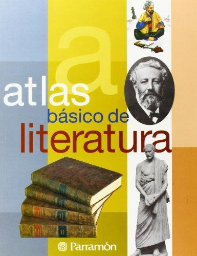 9788434228641: Atlas básico de Literatura (Atlas básicos)