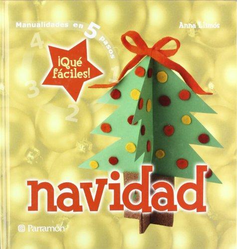9788434228924: Navidad (Manualidades en 5 pasos)