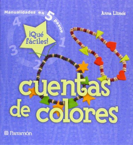 9788434228931: Cuentas De Colores (Manualidades en 5 pasos)