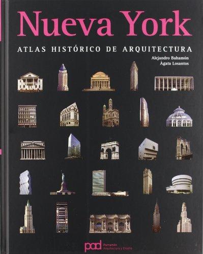 9788434229464: Nueva York, Atlas Historico De Arquitectura