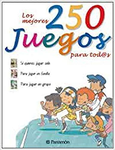 9788434229723: DOSCIENTOS 50 JUEGOS PARA TODOS (Juegos parramon)