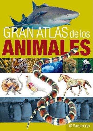 9788434232259: gran atlas de los animales / great atlas of animals (Spanish Edition)