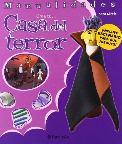 9788434232891: Crea tu... casa del terror (Manualidades (parramon))