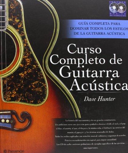9788434233508: CURSO COMPLETO DE GUITARRA ACUSTICA MUSICA (Spanish Edition)