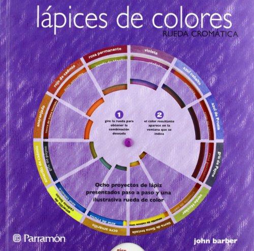9788434233522: Lápices De Colores: Rueda Cromática (Spanish Edition)