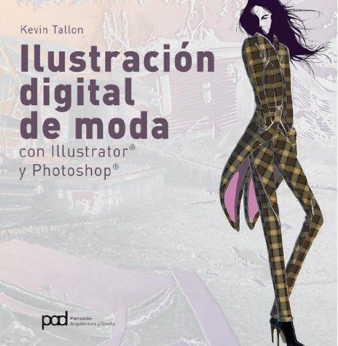9788434234116: Ilustración digital de moda (Spanish Edition)