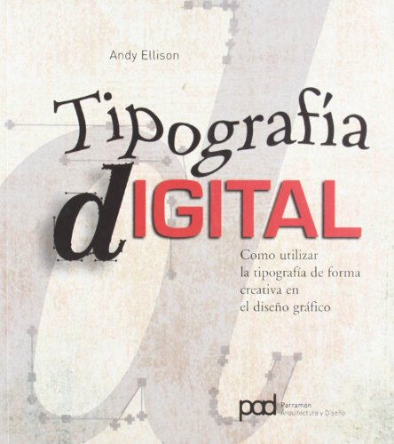 9788434234147: TIPOGRAFIA DIGITAL. Diseño grafico (Spanish Edition)