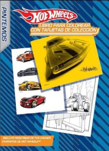 9788434234581: Libro de postales (Hotwheels)