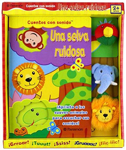 9788434234772: Una selva ruidosa (Libros mágicos)