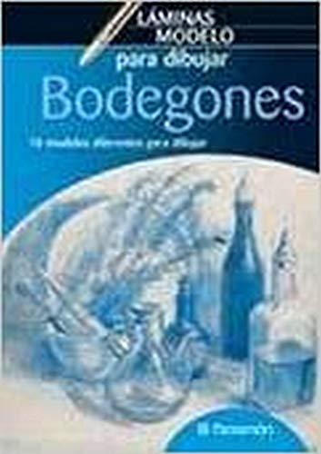 9788434235403: Bodegones / Still Life: Láminas modelo para dibujar / Art model to draw (Spanish Edition)