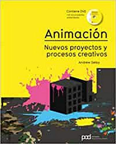 ANIMACION, NUEVOS PROYECTOS Y PROCESOS CREATIVOS (Spanish: Selby, Andrew