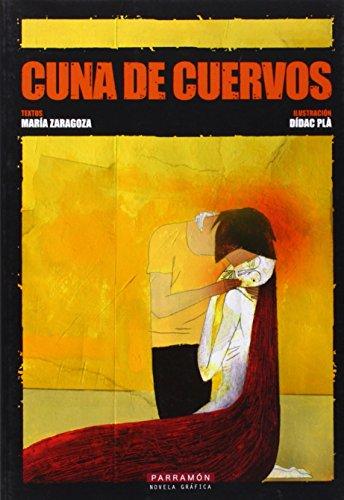 9788434235946: CUNA DE CUERVOS (Novela gráfica)