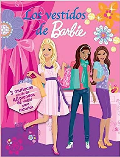 9788434236486: VESTIDOS DE BARBIE (PARRAMON)
