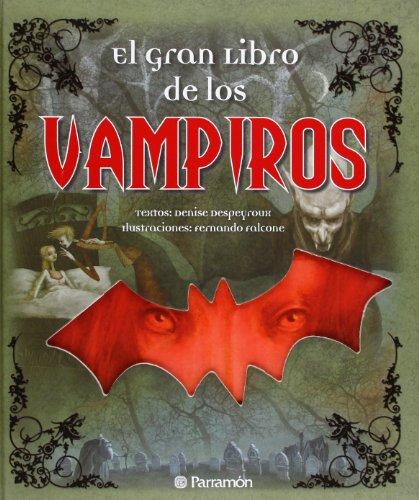 9788434236899: EL GRAN LIBRO DE LOS VAMPIROS (Grandes libros de lectura)