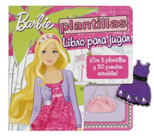 9788434237278: Barbie plantillas