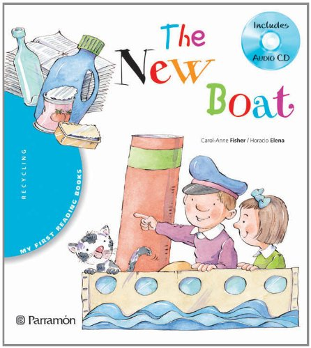 9788434237513: THE NEW BOAT (My first reading books)