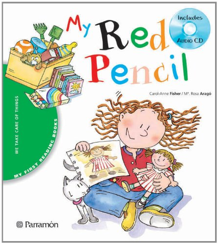 9788434237520: MY RED PENCIL (My first reading books)